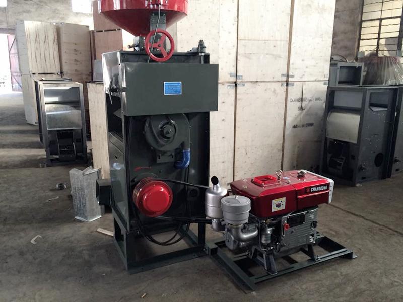 VTSB rice mill machine