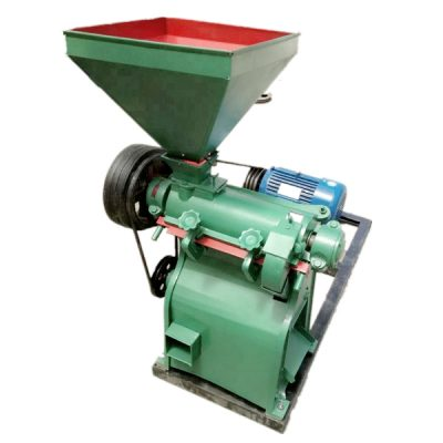Grain peeler machine