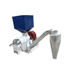 40T/D automatic rice mill plant