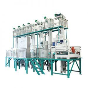 set up rice mill plant